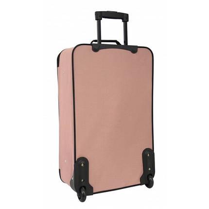 Чемодан Bonro Best средний розовый, фото 2