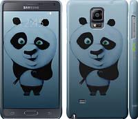 "Чехол на Samsung Galaxy Note 4 N910H Кунг-фу Панда ""759c-64"""