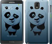 "Чехол на Samsung Galaxy Note 3 N9000 Кунг-фу Панда ""759c-29"""