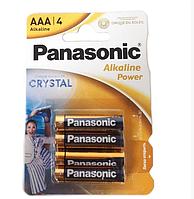 Батарейки Panasonic AAA LR03 Alkaline Power 4 шт