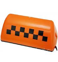 Фішка таксі на магніті помаранчева