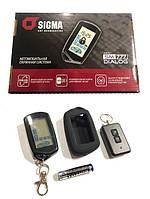 Автосигналізація Sigma SM777 Dialog