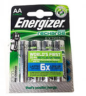 Аккумуляторы 4 шт Energizer HR6 AA 2300 mAh