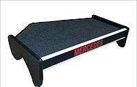 Столик (полка) на торпеду Mercedes Actros до 2000 с логотипом