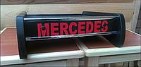 Столик (полка) на торпеду Mercedes VITO 1997-2003 W638 с логотипом