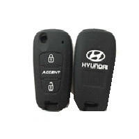 Чохол на брелок сигналізації силіконовий Hyundai 1002