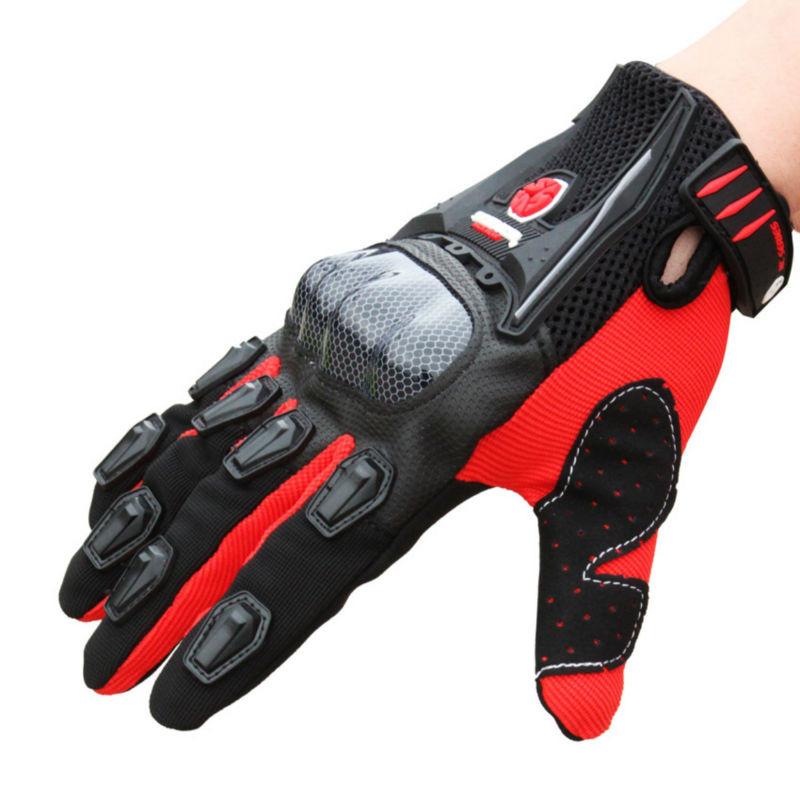 Мотоперчатки Scoyco MC09 Red