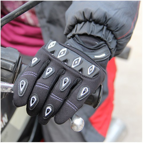 Мотоперчатки Scoyco MC10 Black