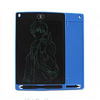 "Детский графический Планшет для рисования и заметок 8.5"" LCD Writing Tablet Синий"