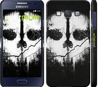 "Чехол на Samsung Galaxy A3 A300H Call of Duty череп ""150c-72"""