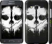 "Чехол на Samsung Galaxy Core Prime G360H Call of Duty череп ""150c-76"""