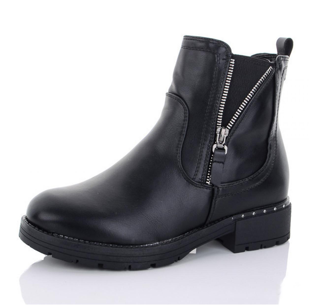 Женские ботинки BR-S зимние черные 41 р. - 26,5 см 1257299075