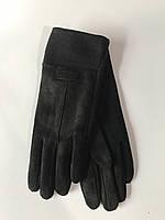 Женские замша  сенсор  перчатки 10 пар