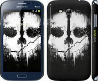 "Чехол на Samsung Galaxy Grand I9082 Call of Duty череп ""150c-66"""