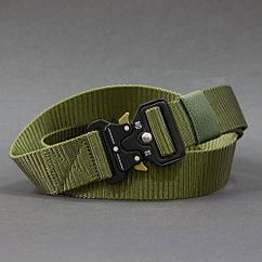 Ремень KLOST CT-1044  Olive