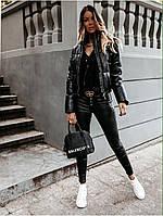 Женская куртка демисезонная норма