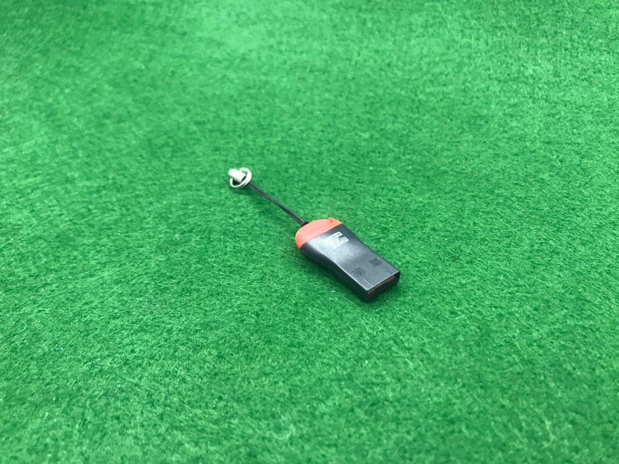 USB Card Reader microSD (Картрідер Перехідник Адаптер)