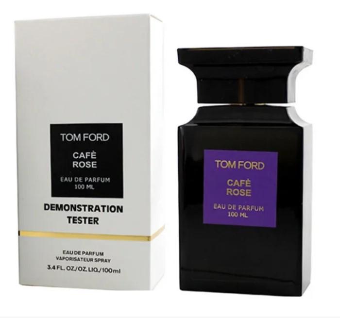 Тестер унисекс Tom Ford Cafe Rose,100 мл