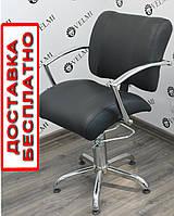 Парикмахерское кресло для салона красоты Еве пневматический подъемник VM862