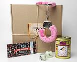"""Подарочный набор игра для взрослых """"Сладкая парочка  (эротические задания)"""" - игра-подарок для взрослых, фото 2"""
