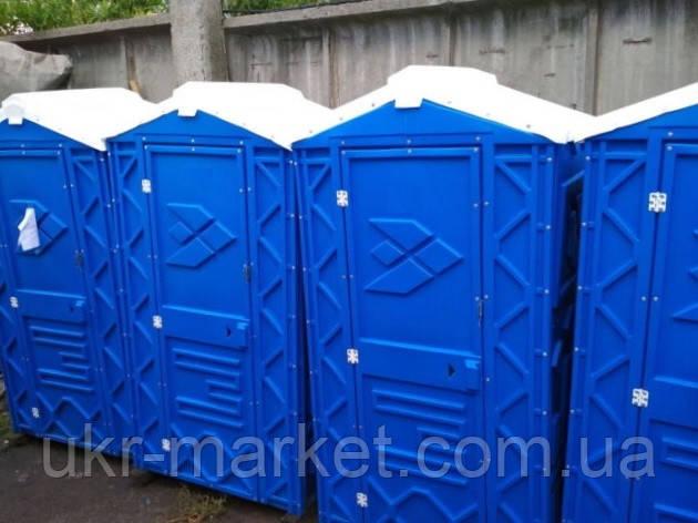 Мобильные туалетные кабины от 4х единиц по выгодной цене