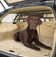 Универсальная автомобильная защитная решетка для собак с креплением на подголовники DOG CAR SECURITY