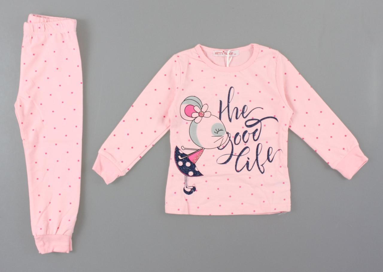 {есть:1 год,2 года,3 года} Пижама для девочек Setty Koop, Артикул: PJM017 [1 год]