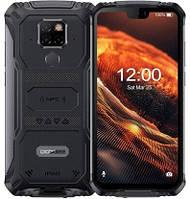 """Смартфон Doogee S68 Pro 6/128GB Black, 2sim, IP68, екран 5.9"""" IPS, 21+8+8/16Мп, GPS, 4G (LTE), 4 ядра, 6300мАч, фото 1"""