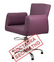 Перукарське крісло на гідравличному підйомнику для салону краси Орландо