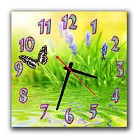 Блики - часы настенные 30*30 см