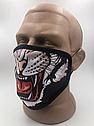 """Маска повязка на лицо многоразовая от пыли и грязи """"Тигр"""", фото 4"""