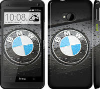 "Чехол на HTC One M7 BMW ""845c-36"""