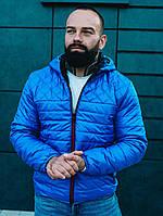 Куртка ТОП-качество Made in Turkey (светло синяя), фото 1