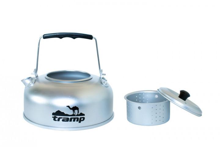 Походный чайник Tramp TRC-038 0.9 л алюминиевый