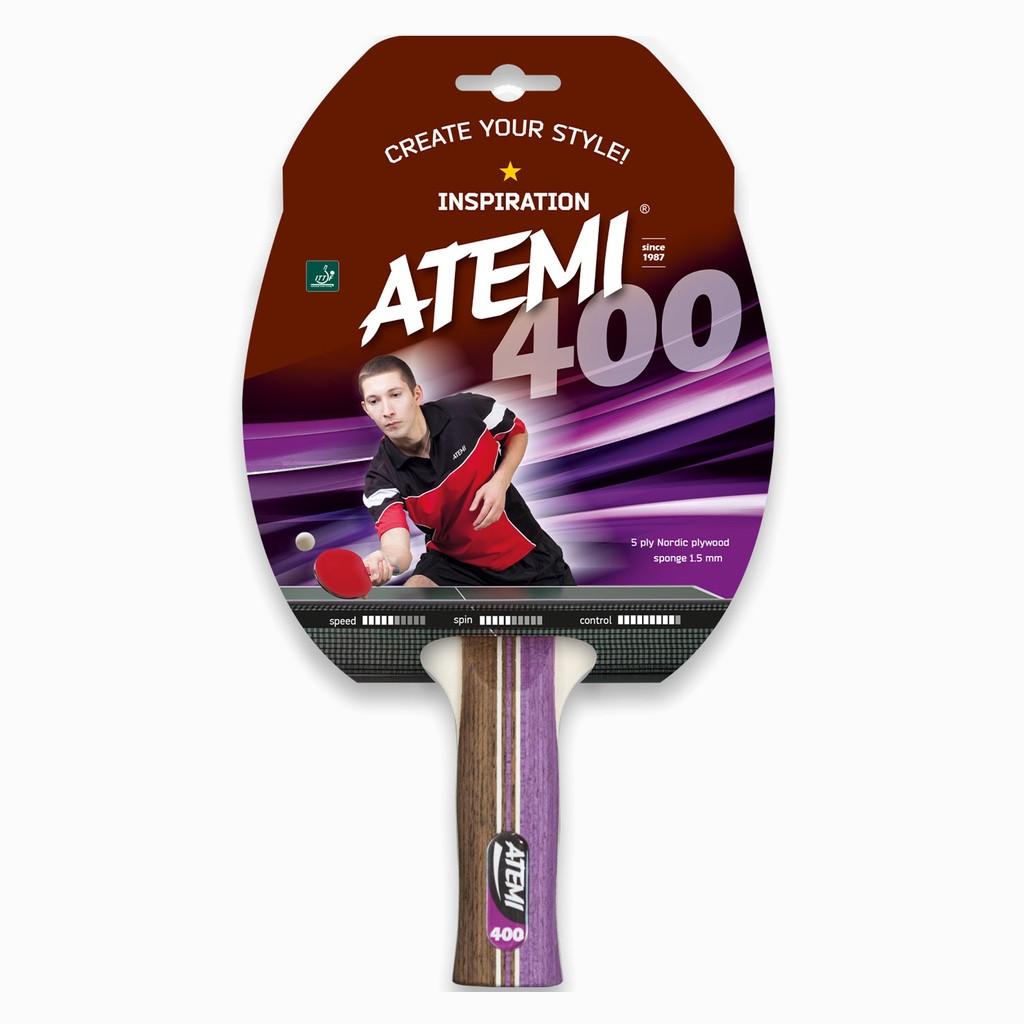 Ракетка для настольного тенниса Atemi 400A Inspiration (10038)
