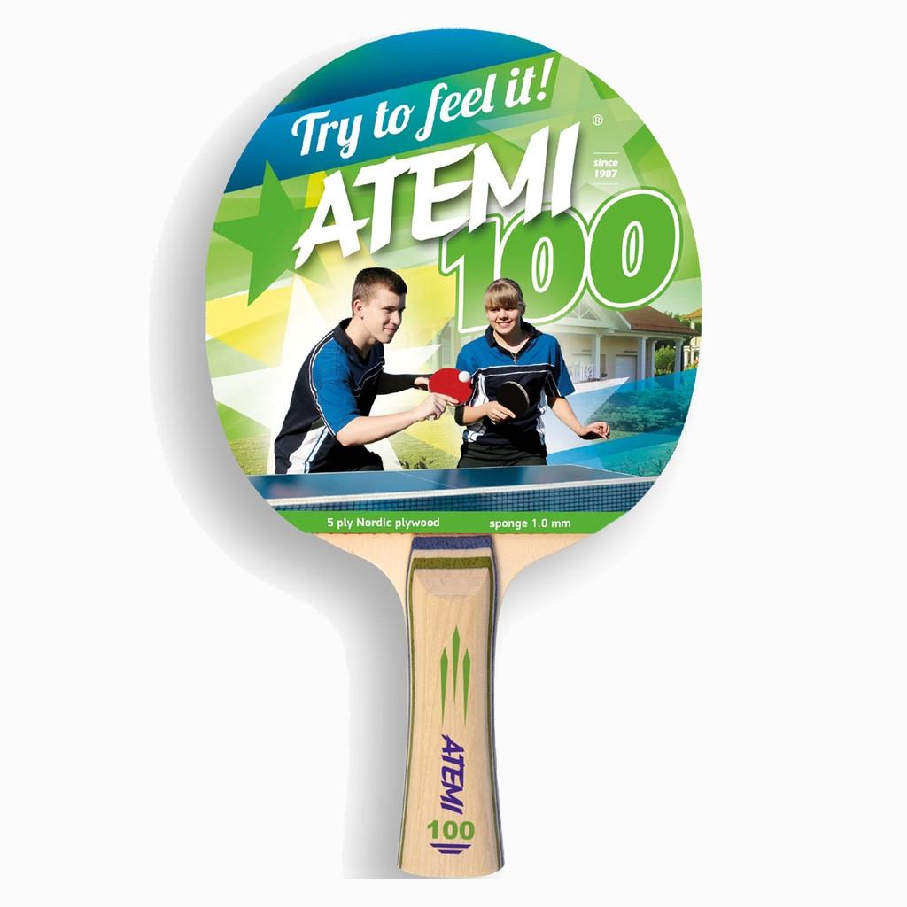 Ракетка для настольного тенниса Atemi 100 (10033)