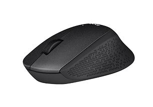Миша бездротова Logitech m330 Silent Plus Wireless Black USB, Колір Чорний / безшумне натискання, фото 3