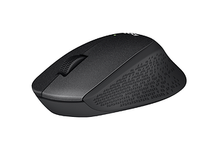 Мышь беспроводная Logitech m330 Silent Plus Wireless Black USB, Цвет Чёрный / бесшумное нажатие, фото 3