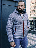 Куртка ТОП-качество Made in Turkey (серая)