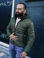 Куртка ТОП-качество Made in Turkey (хаки)