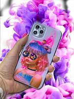 Чехол для Xiaomi Redmi 8A Girls UV