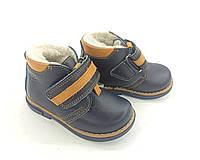 Ботинки демисезонные утепленные р. 20, 21, 22, 28 FS collection 8807, фото 1