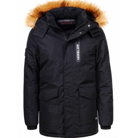 Теплая куртка для мальчика Glo-story, три цвета