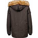 Теплая куртка для мальчика Glo-story, три цвета, фото 8