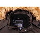 Теплая куртка для мальчика Glo-story, три цвета, фото 9
