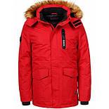 Теплая куртка для мальчика Glo-story, три цвета, фото 4