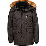 Теплая куртка для мальчика Glo-story, три цвета, фото 7