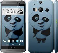 """Чехол на HTC One M8 Кунг-фу Панда """"759c-30"""""""