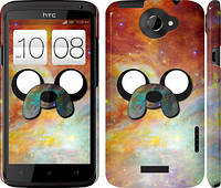 "Чехол на HTC One X+ Adventure Time. Jake v2 ""1204c-69"""