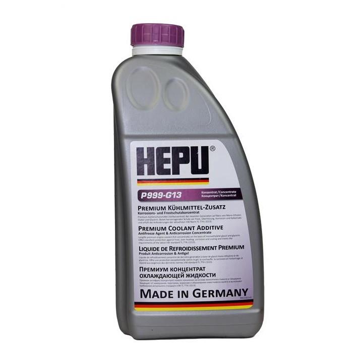 Антифриз концентрат Hepu G13 1,5л (фиолетовый)